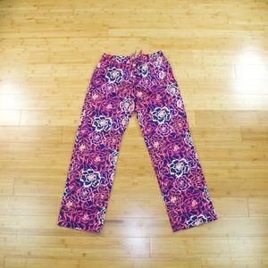 Vera Bradley Intimates & Sleepwear - Vera Bradley Pink Purple Blue Pajama Set Size S